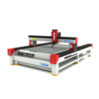 China Manufacturer High Pressure Waterjet Cutting Machine Price