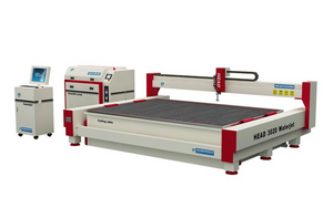 Second Hand Water Jet Cutting Machine for Sale