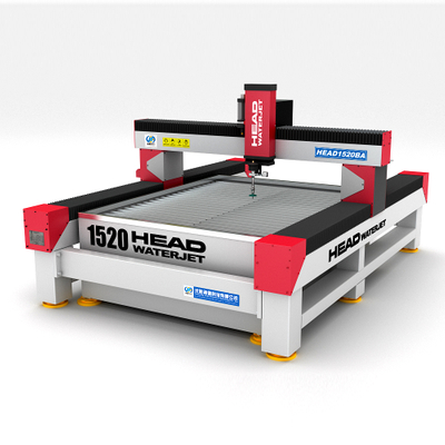 Small HEAD Gantry Waterjet Cutting Machine Prices