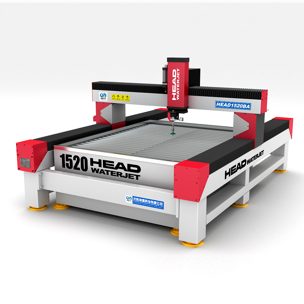 Small HEAD Gantry Waterjet Cutting Machine Prices from China